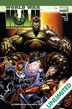 World War Hulk #4 (of 5)