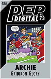 PEP Digital #73: Archie Gridiron Glory
