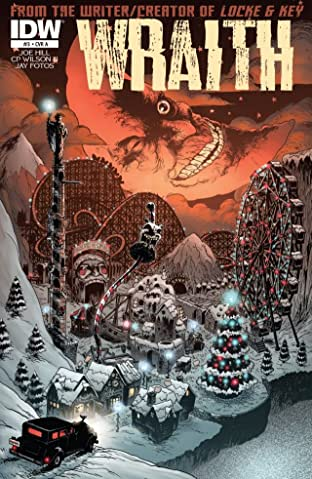 The Wraith: Welcome To Christmasland No.3 (sur 7)