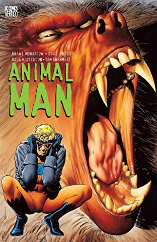 Animal Man (1988-1995) Tome 1