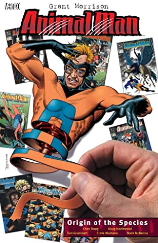 Animal Man (1988-1995) Tome 2: Origin of the Species