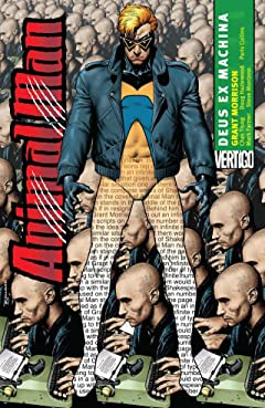 Animal Man (1988-1995) Tome 3: Deus Ex Machina