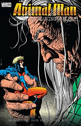 Animal Man (1988-1995) Vol. 5: The Meaning of Flesh