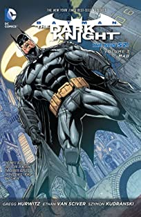 Batman: The Dark Knight (2011-2014) Vol. 3: Mad