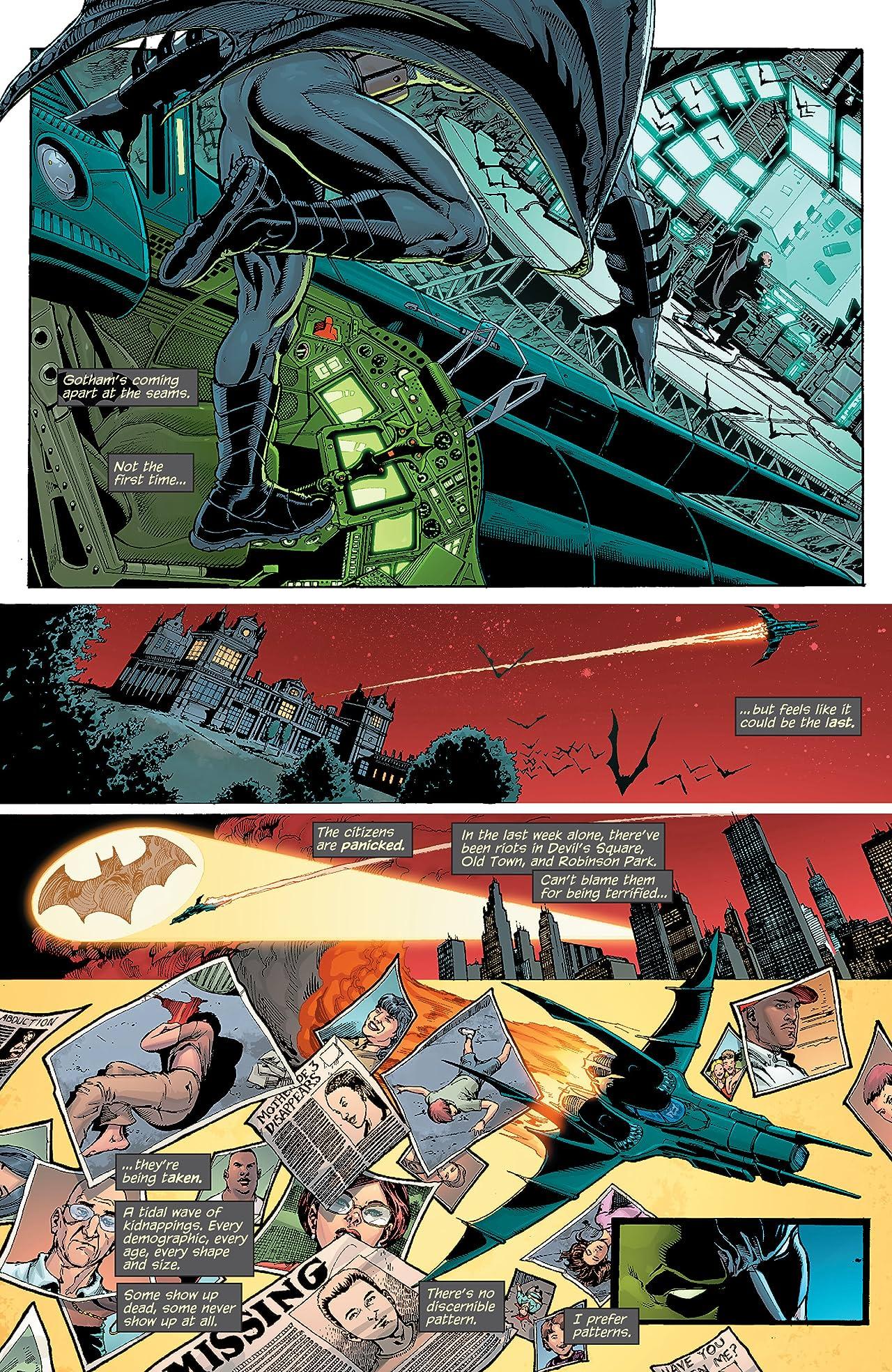 Batman: The Dark Knight (2011-2014) Vol. 3: Mad