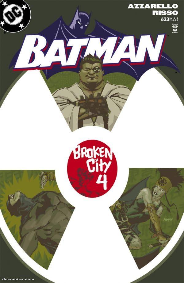 Batman (1940-2011) #623