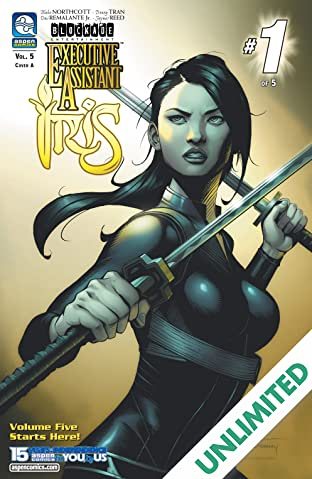 Executive Assistant: Iris Vol. 5 #1