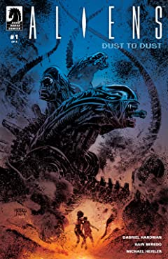 Aliens: Dust to Dust No.1