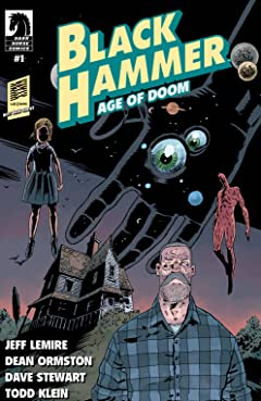 Black Hammer: Age of Doom No.1