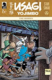 Usagi Yojimbo: The Hidden #2