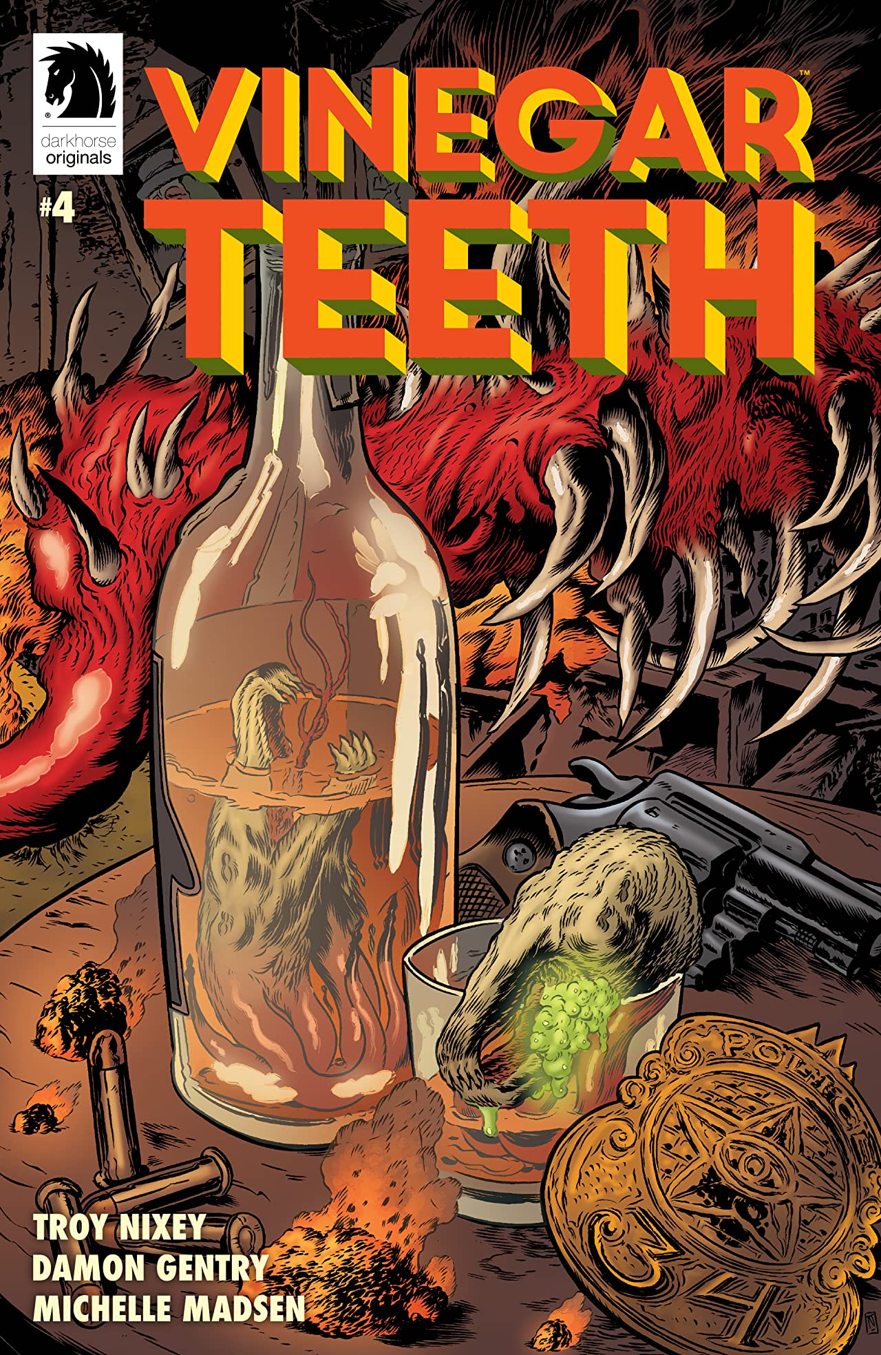 Vinegar Teeth #4