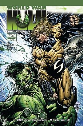 World War Hulk #5 (of 5)