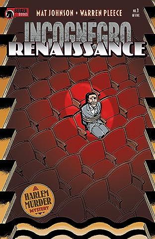 Incognegro: Renaissance No.3
