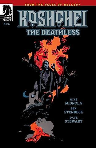 Koshchei the Deathless #4