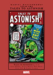Atlas Era Tales To Astonish Masterworks Vol. 3