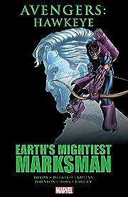 Avengers: Hawkeye - Earth's Mightiest Marksman