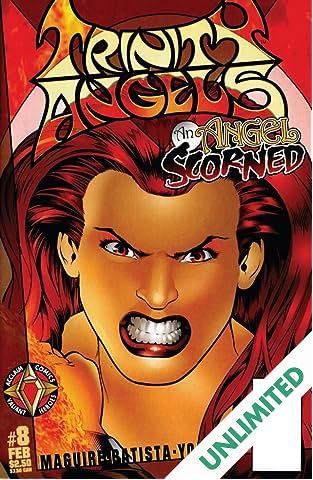 Trinity Angels (1997-1998) #8