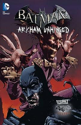 Batman: Arkham Unhinged Tome 3