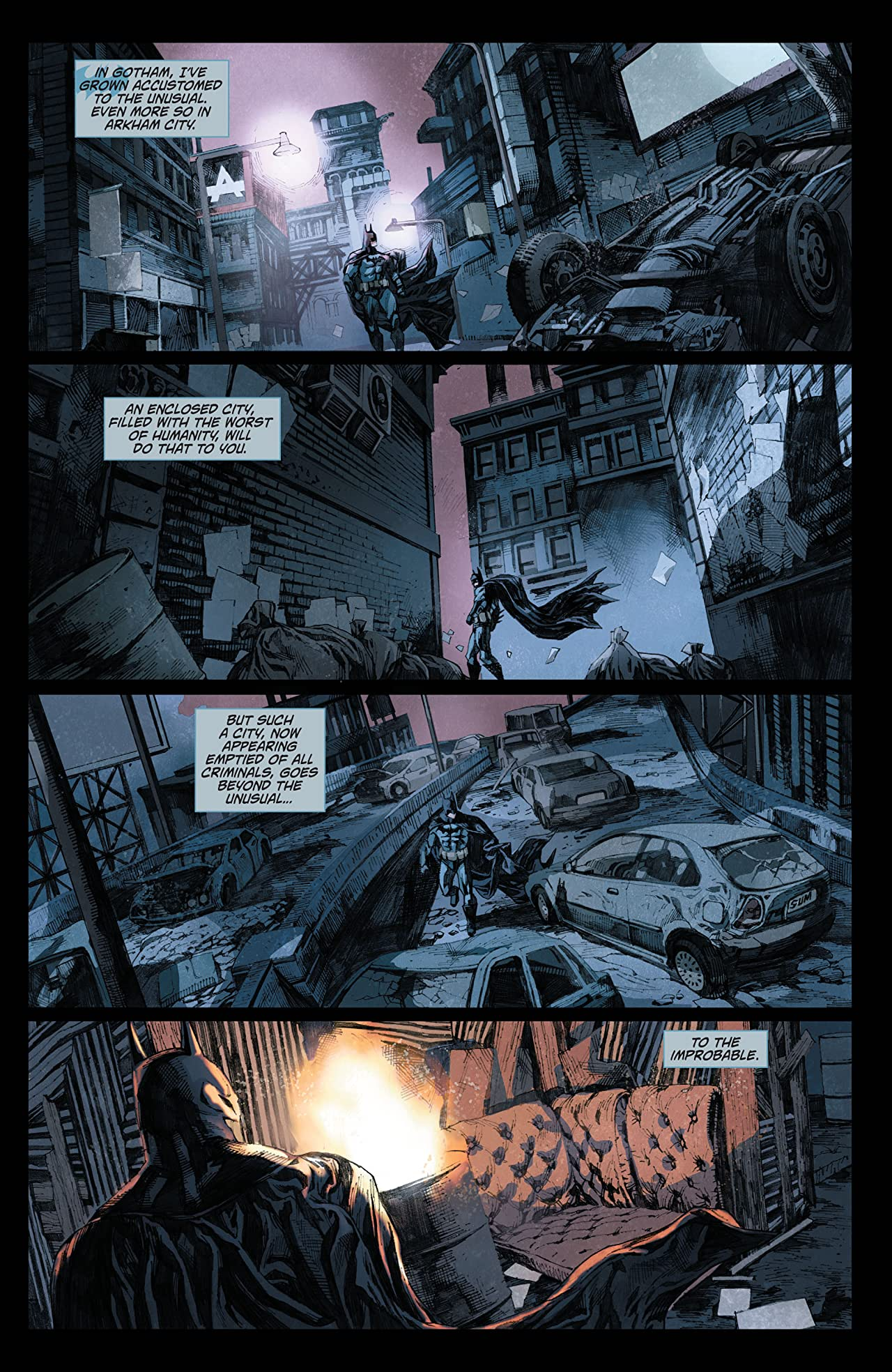 Batman: Arkham Unhinged Vol. 3