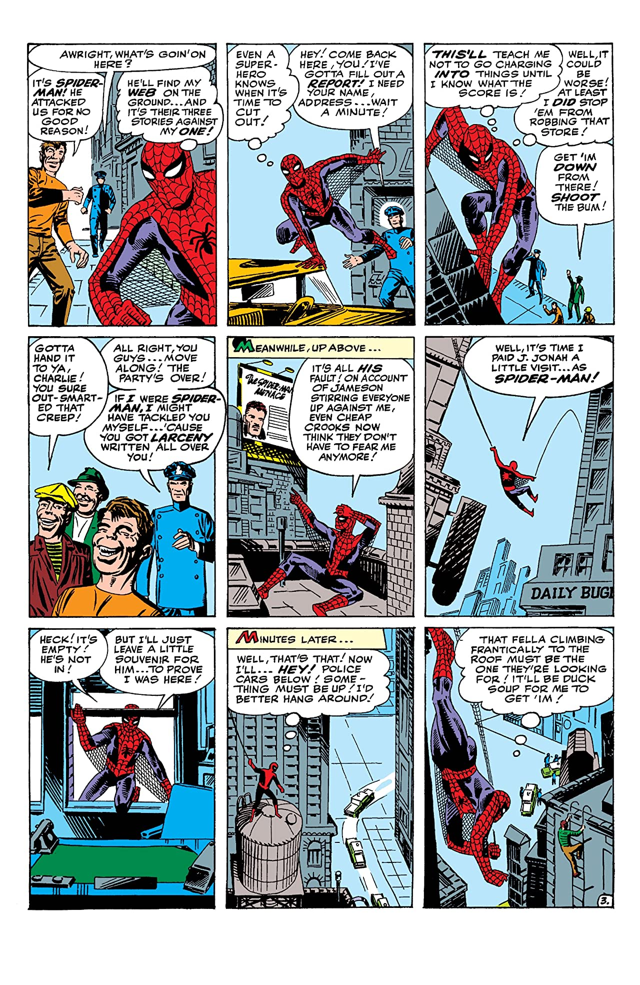 Spider-Man Through The Decades