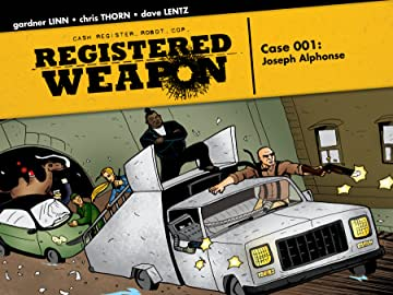 Registered Weapon: Case 001: Joseph Alphonse