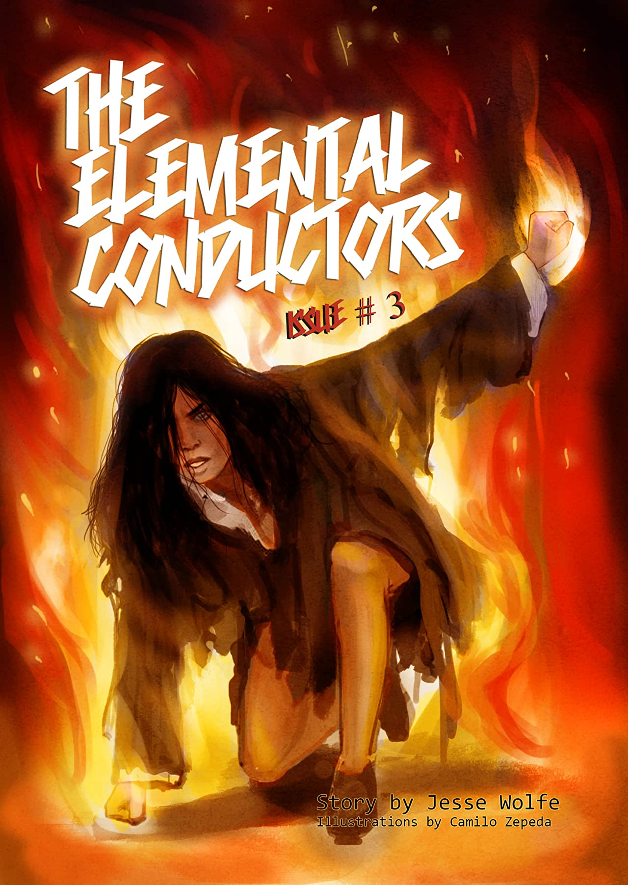 The Elemental Conductors #3