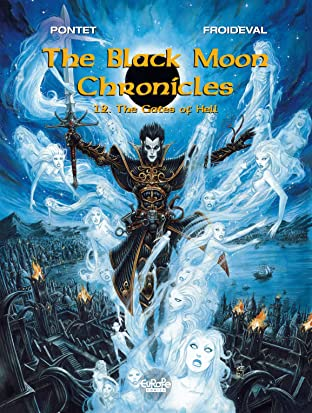 The Black Moon Chronicles Tome 12: The Gates of Hell