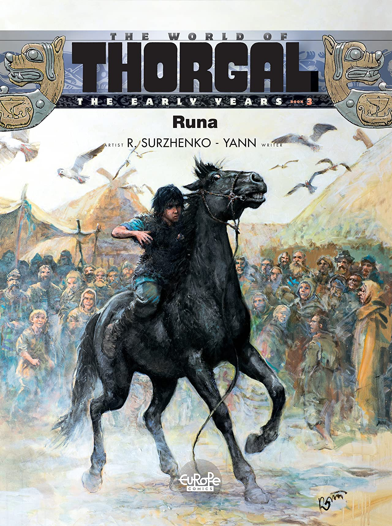 The Young Thorgal Vol. 3: Runa