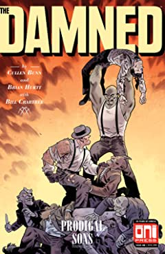 The Damned: Prodigal Sons No.8