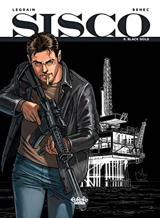 Sisco Tome 9: Black Gold