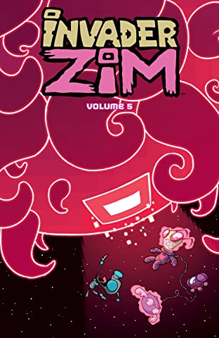 Invader ZIM Tome 5