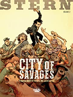 Stern Tome 2: City of Savages
