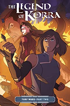 The Legend of Korra: Turf Wars - Part Two