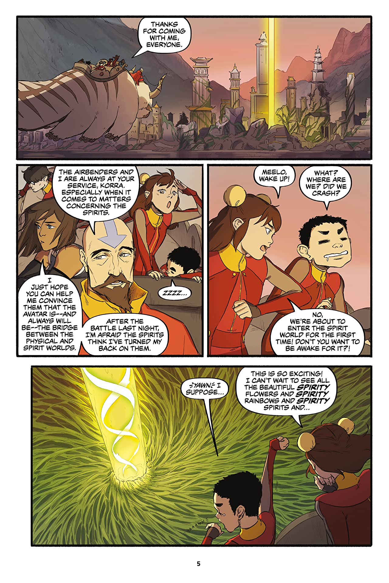 the legend of korra turf wars part two comics by comixology
