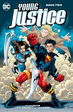 Young Justice Book Two