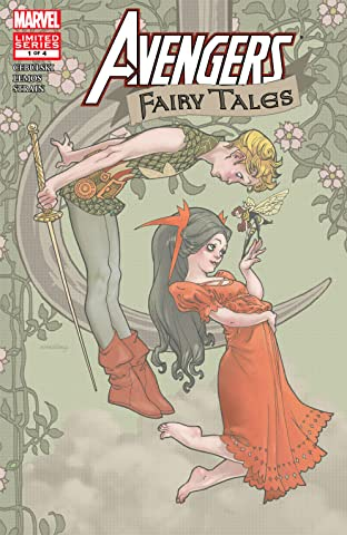 Avengers Fairy Tales (2008) #1 (of 4)