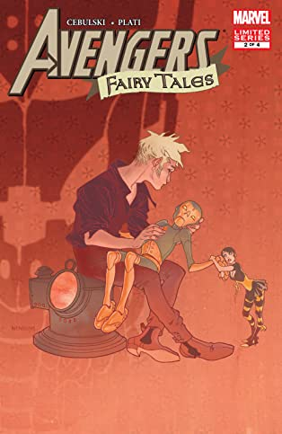 Avengers Fairy Tales (2008) #2 (of 4)