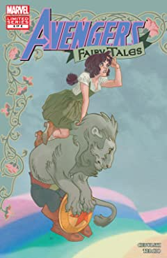 Avengers Fairy Tales (2008) #4 (of 4)