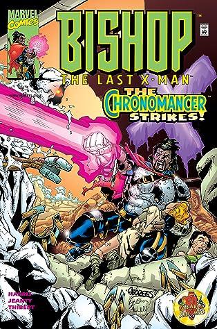 Bishop: The Last X-Man (1999-2000) #3
