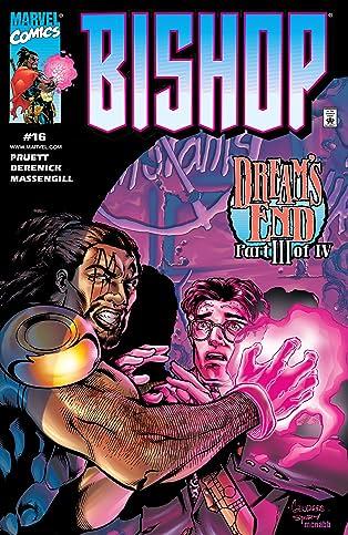 Bishop: The Last X-Man (1999-2000) #16