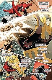 Breaking Into Comics The Marvel Way #1