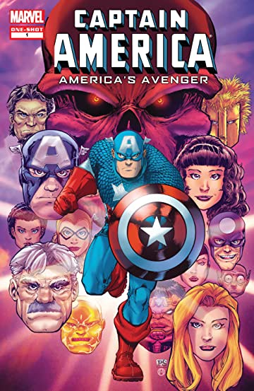 Captain America: America's Avenger (2011) #1