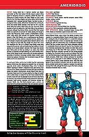 Captain America: America's Avenger (2011) No.1