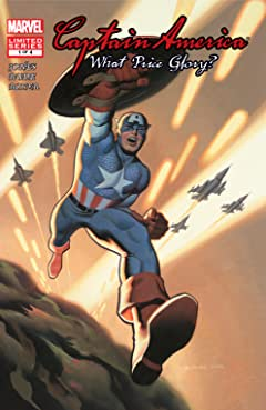 Captain America: What Price Glory? (2004) No.1 (sur 4)