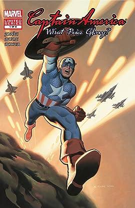 Captain America: What Price Glory? (2004) No.1 (sur 4)