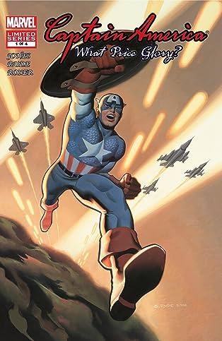 Captain America: What Price Glory? (2004) #1 (of 4)