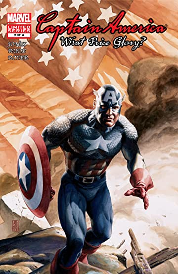 Captain America: What Price Glory? (2004) #2 (of 4)