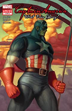 Captain America: What Price Glory? (2004) #3 (of 4)