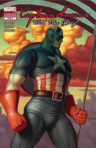 Captain America: What Price Glory? (2004) #3 (of 4)