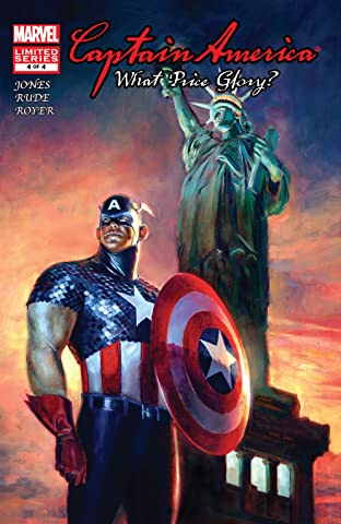 Captain America: What Price Glory? (2004) #4 (of 4)